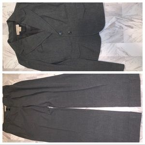 Michael Kors Matching Blazer and Pant Set
